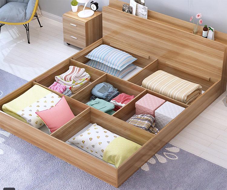 Giường ngủ thiết kế thông minh chất lượng cao