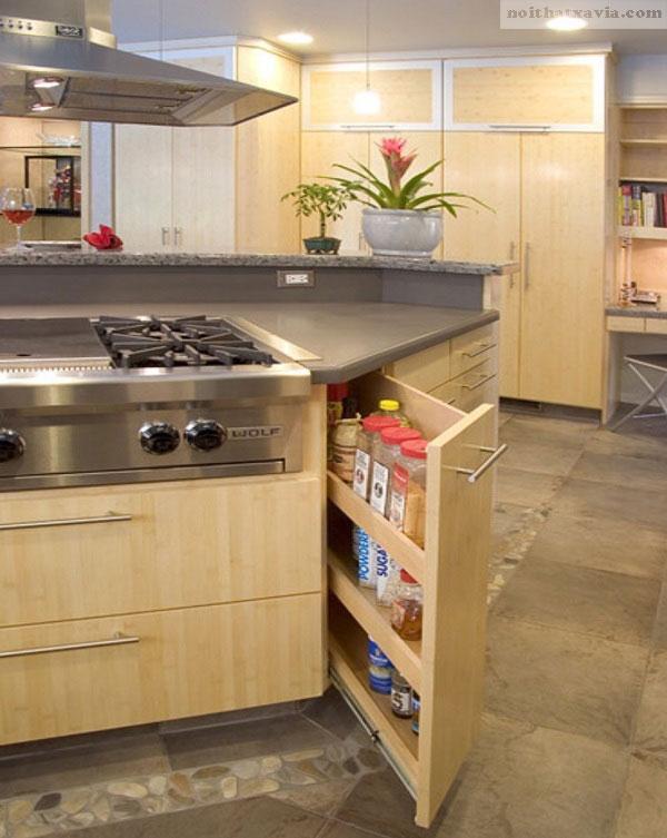 Bí quyết thiết kế tạo nên phòng bếp hoàn hảo