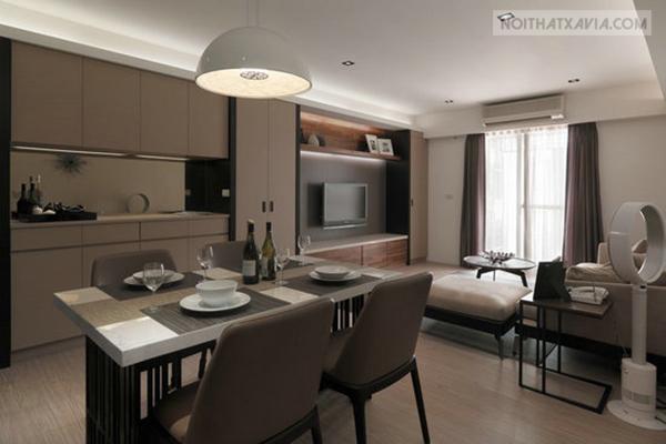 Cải tạo, thiết kế nhà ở – căn hộ tập thể