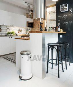 Thiết kế nội thất căn hộ chung cư 42m2 theo phong cách Scandinavian