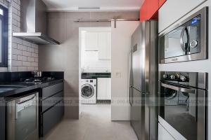 Thiết kế nội thất chung cư – Chị Thơ