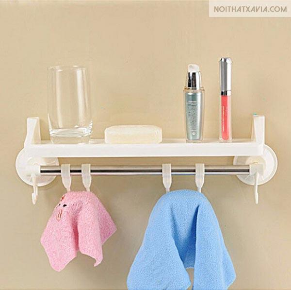 Giải pháp thông minh cho phòng tắm nhỏ hẹp