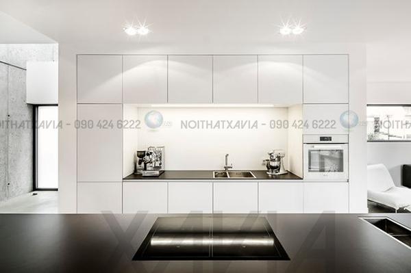 Chọn thiết kế phong cách phòng bếp đương đại