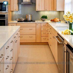 56 mẫu tủ bếp dưới đẹp tại Nội thất Xavia