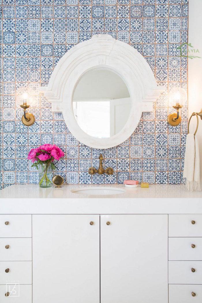 10 cách hô biến phòng tắm thành thiên đường trong nhà