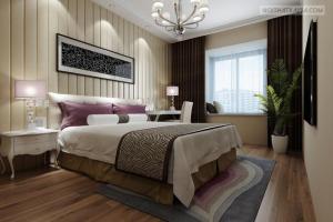 Thiết kế thi công nội thất chung cư – Chị Thắm