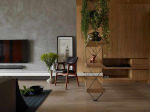 Thiết kế nội thất 100 triệu đẹp hiện đại cho căn hộ chung cư