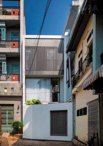 Thiết kế nội thất nhà ống 3 tầng 45m2 hiện đại đầy đủ tiện nghi