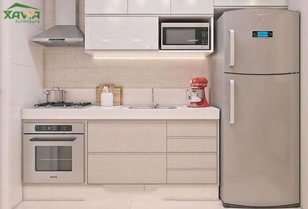 66 ý tưởng thiết kế tủ bếp mini cho nhà có diện tích nhỏ