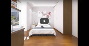 Quá trình thi công lắp đặt căn hộ kiểu mẫu Tràng An Complex