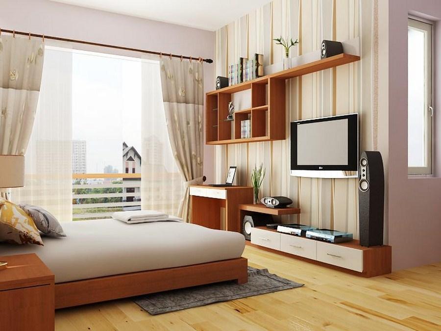 Hướng dẫn cách trang trí phòng ngủ nhỏ đơn giản dễ thương