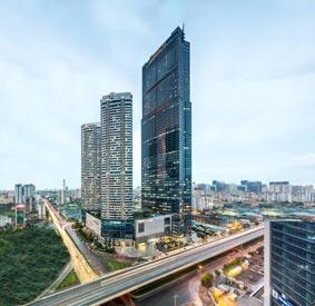 Thi công lắp đặt nội thất khách sạn InterContinental Ha Noi Landmark 72