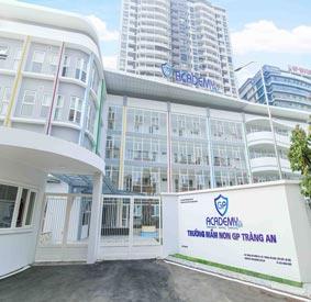 Dự án nội thất trường mầm non quốc tế  GP Academy – Phùng Chí Kiên – Hà Nội