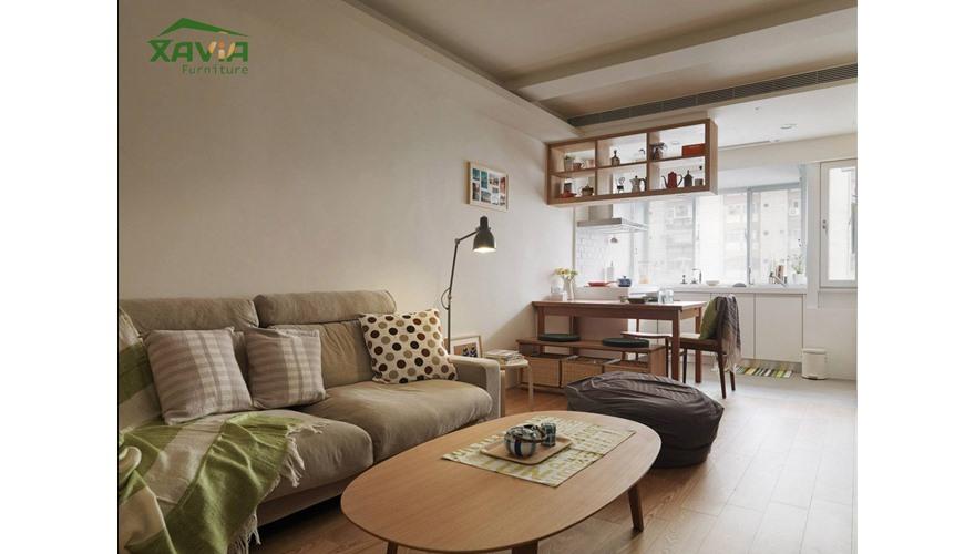 Nội thất chung cư 60m2 – Mipec – Thiết kế và thi công trọn gói