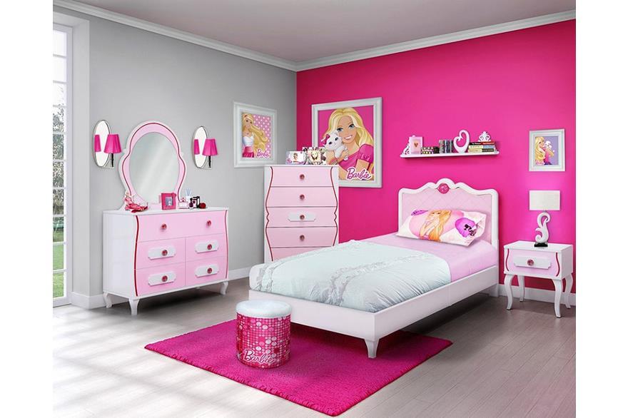 Hướng dẫn trang trí phòng ngủ cho bé gái