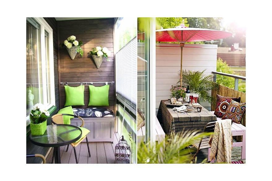 74 Mẫu thiết kế ban công chung cư đẹp cuốn hút