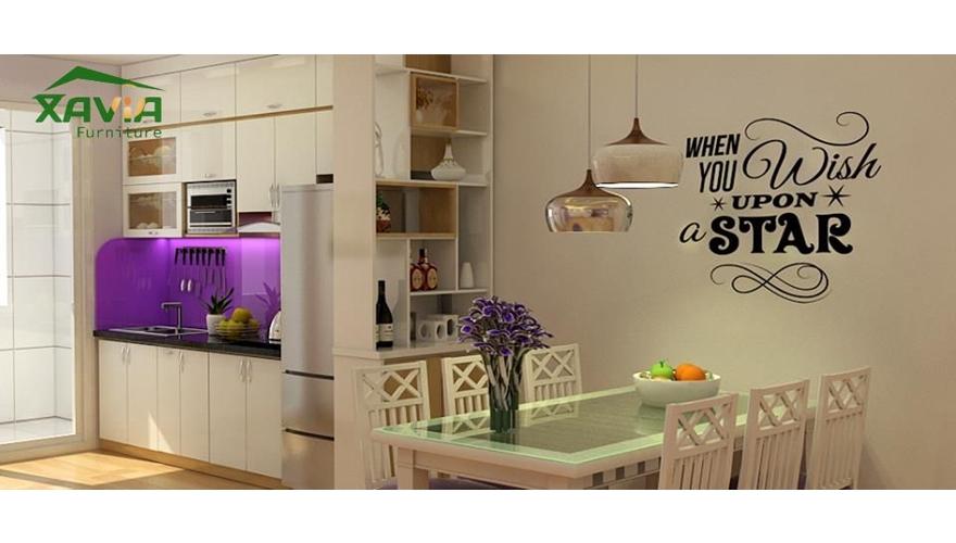 Nội thất chung cư 70m2 – Thanh Hà – Thiết kế thi công trọn gói