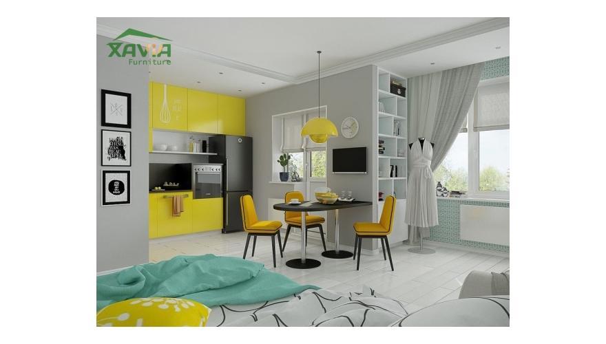Thiết kế nội thất chung cư đẹp CT4 Văn Quán – Hà Đông