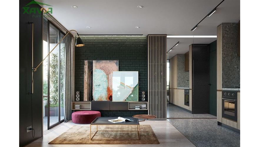 Thiết kế nội thất biệt thự – villa cho thuê tại Ba vì