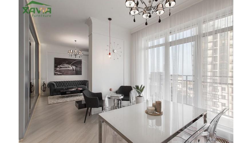 Thiết kế nội thất chung cư hiện đại – The Pride Hà Đông