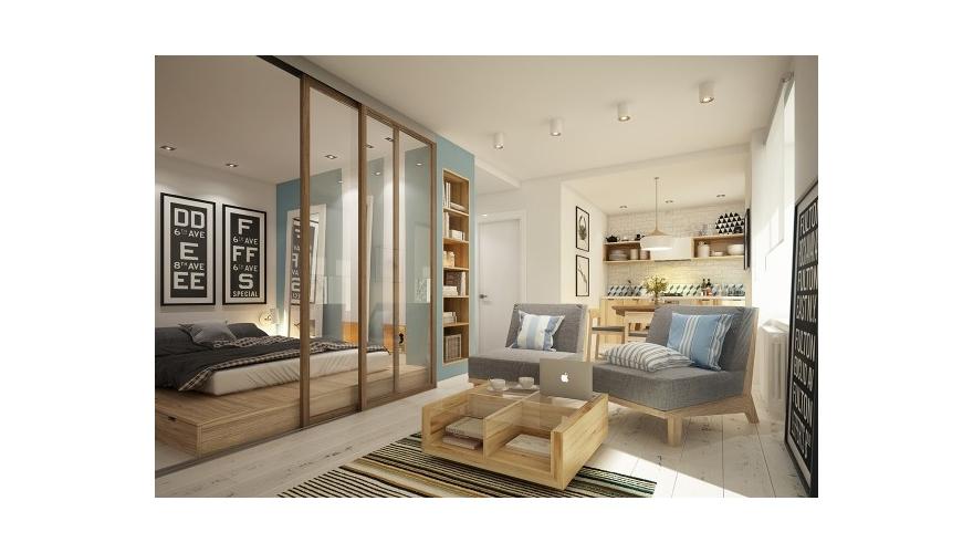Thiết kế nội thất chung cư nhỏ – Florence Trần Hữu Dực