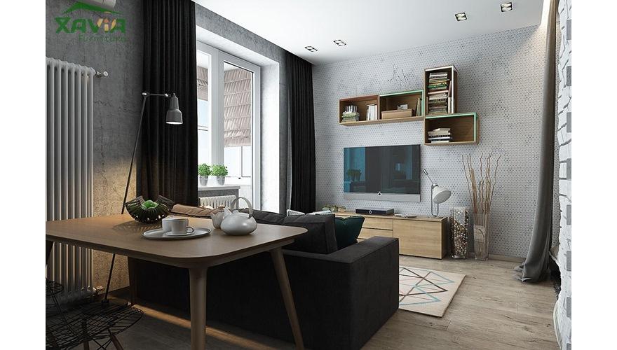 Thiết kế nội thất chung cư Gollden Filed – Nguyễn Cơ Thạch