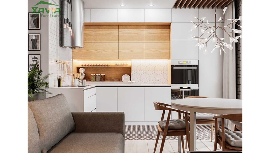 Thiết kế nội thất chung cư nhỏ 50m2 – Cầu Giấy