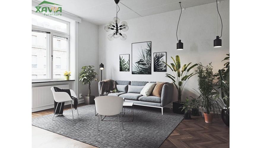 Thiết kế căn hộ chung cư đẹp phong cách Scandinavian – AnLand – Hà Đông
