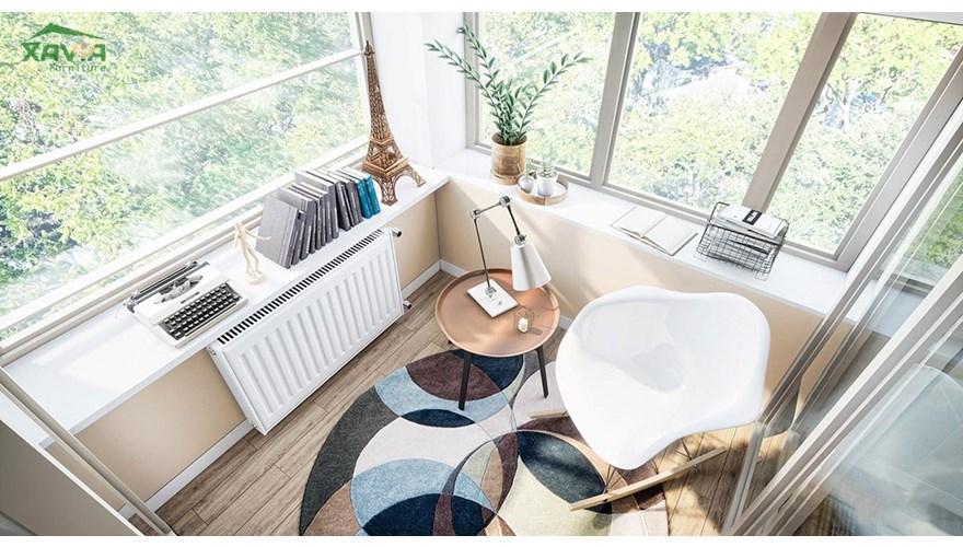 Thiết kế thi công nội thất chung cư Golden Place – Mễ Trì