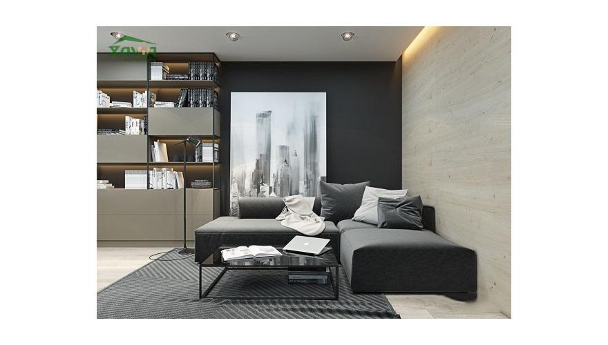 Thiết kế thi công nội thất chung cư 70m2 – Skypark Tôn Thất Thuyết