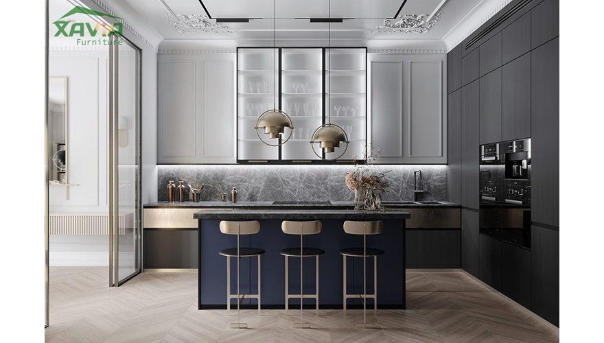 Thiết kế nội thất chung cư đẹp Gold View TP Hồ Chí Minh