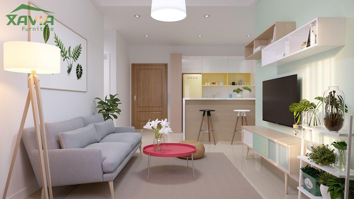 5 lời khuyên thực tế khi thiết kế nội thất chung cư hiện đại