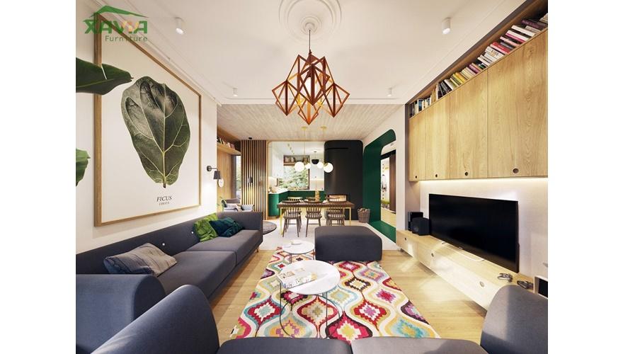 Thiết kế nội thất biệt thự liền kề – ParkCity – Hà Đông – Anh Phong