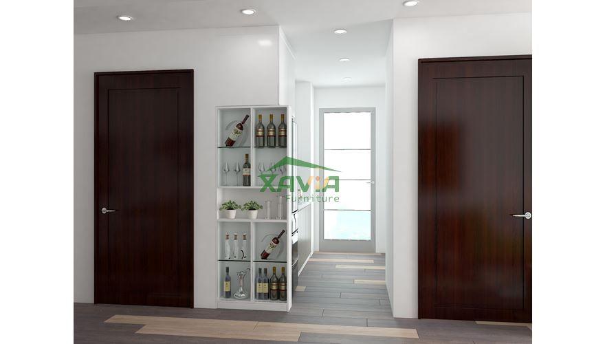 Thiết kế – thi công nội thất chung cư An Bình city