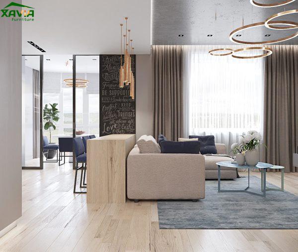 Kinh nghiệm làm nội thất chung cư cho người không chuyên