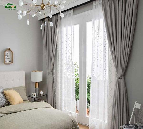 Gợi ý 5 cách chọn rèm cửa theo màu sơn tường cực chuẩn vừa đẹp vừa sang